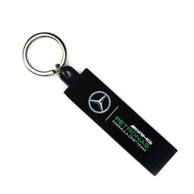 Mercedes AMG Petronas kulcstartó - Team Logo Lifestyle