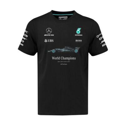 Mercedes AMG Petronas póló - Constructors World Champion 2017