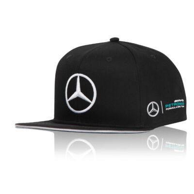 Mercedes AMG Petronas sapka - Lewis Hamilton Fan fekete