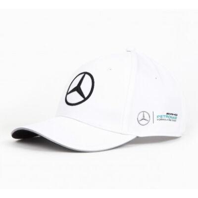 Mercedes AMG Petronas sapka - Team fehér