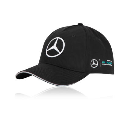 Mercedes AMG Petronas sapka - Team fekete
