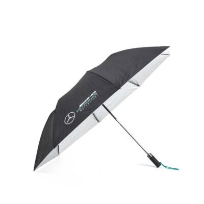 Mercedes AMG Petronas esernyő - Team Logo Compact