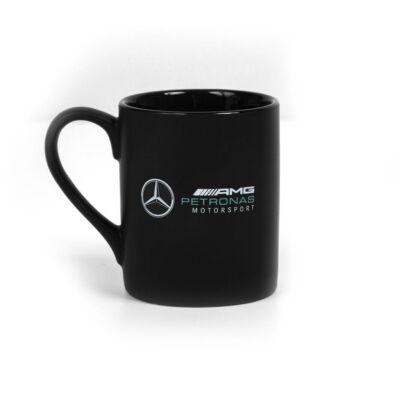 Mercedes AMG Petronas bögre - Team Logo fekete