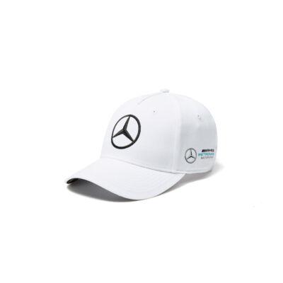 Mercedes AMG Petronas sapka -  Driver Bottas White
