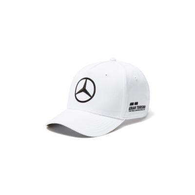 Mercedes AMG Petronas sapka -  Hamilton Baseball White