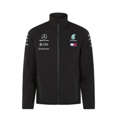 Mercedes AMG Petronas softshell pulóver - Team