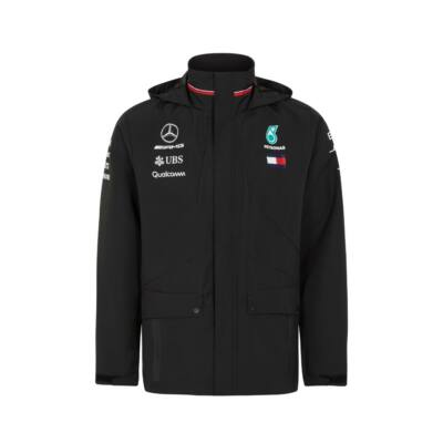 Mercedes AMG Petronas kabát - Team Lightweight