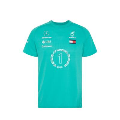 Mercedes AMG Petronas póló - Grand Prix Winner