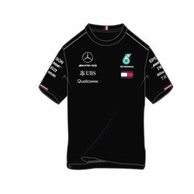 Mercedes AMG Petronas gyerek póló - Team Black