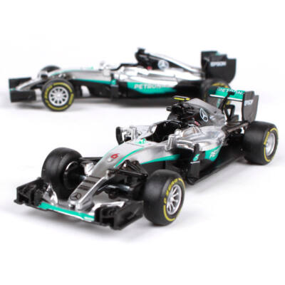 Mercedes W07 Hybrid - Nico Rosberg