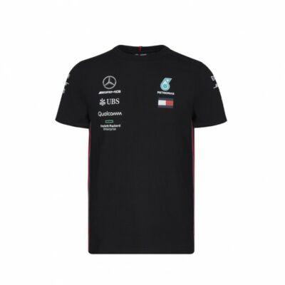 Mercedes AMG Petronas póló - Team Black