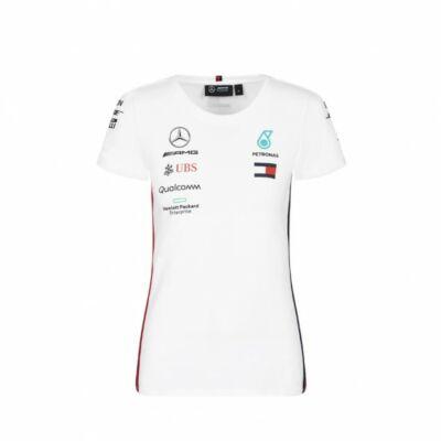 Mercedes AMG Petronas top - Team White