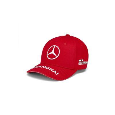 Mercedes AMG Petronas sapka - Hamilton/China GP Limited Edition