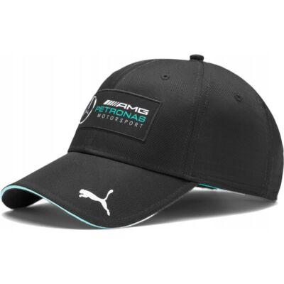 Mercedes AMG Petronas sapka - Large Team Logo fekete