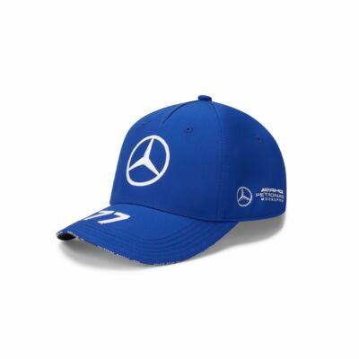 Mercedes AMG Petronas sapka - Driver Bottas Blue