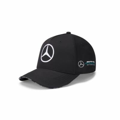 Mercedes AMG Petronas sapka - Team Black