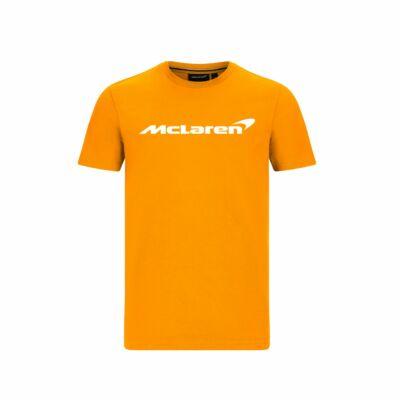 McLaren póló - Essential narancssárga