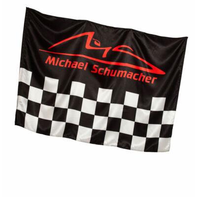 Schumacher zászló - MS Logo