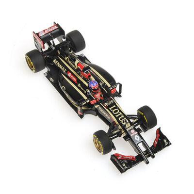 Lotus E22 - Romain Grosjean