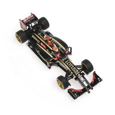Lotus E22 - Pastor Maldonado