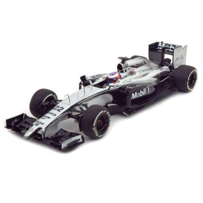 McLaren Mercedes MP4/29 - Jenson Button Australian GP