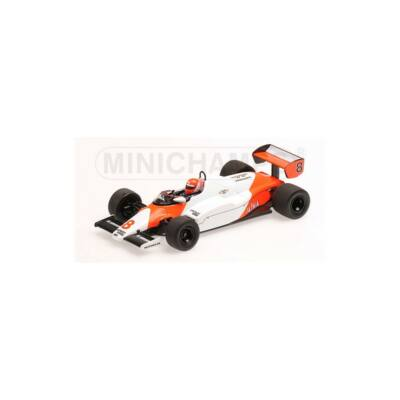 McLaren Ford MP4/1C - Niki Lauda West USA GP