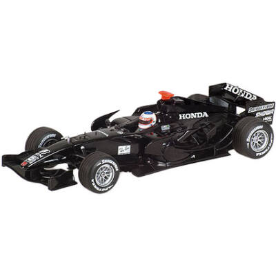 Honda RA 106-R. Barrichello ''Winter Test''