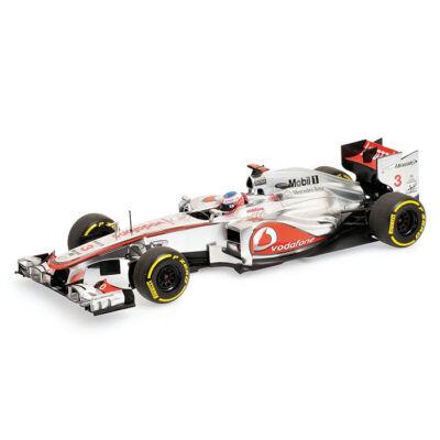 McLaren Mercedes MP4/27 - Jenson Button