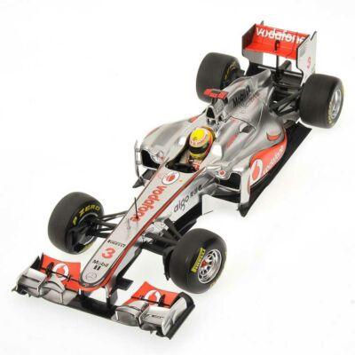 McLaren Mercedes MP4/26-Lewis Hamilton