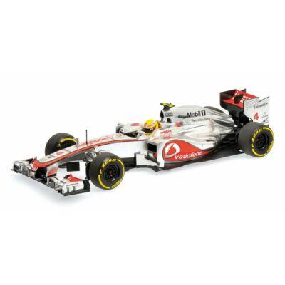 McLaren Mercedes MP4/27 - Lewis Hamilton