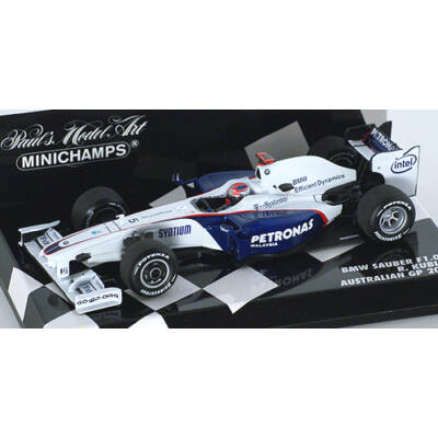 BMW Sauber F1.09 - Robert Kubica