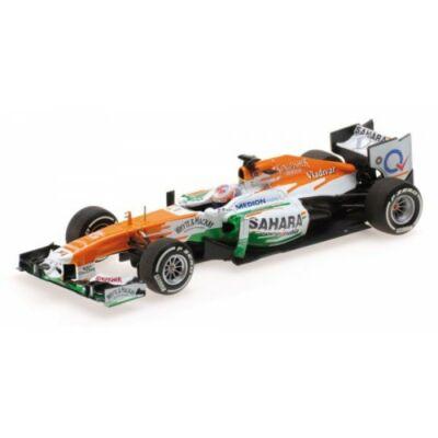 Force India VMJ06 - Paul di Resta
