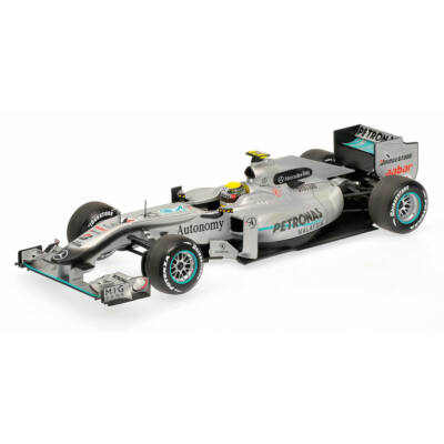Mercedes GP W01 - N. Rosberg ''Team Edition''