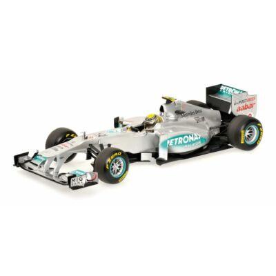 Mercedes GP W02 - Nico Rosberg ''Team Edition''