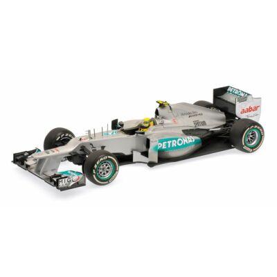 Mercedes GP MGP W03-N. Rosberg ''1st Win''