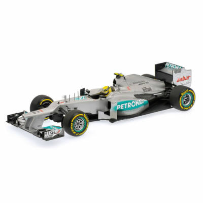 Mercedes GP MGP W03 - Nico Rosberg ''Team Edition''