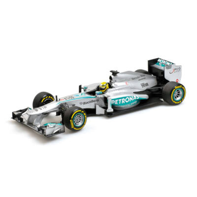 Mercedes GP W04 - Nico Rosberg ''Team Edition''