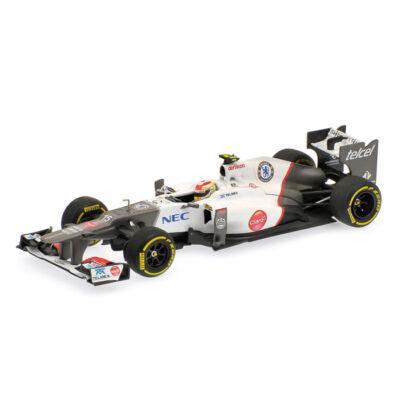 Sauber C31 - Sergio Perez
