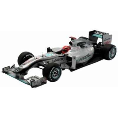Mercedes GP MGP W01-M. Schumacher ''Team Edition''