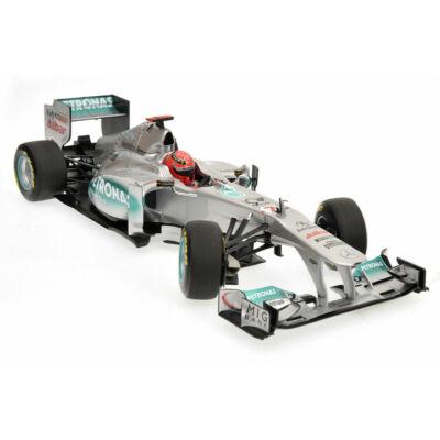 Mercedes GP MGP W02-M. Schumacher ''Team Edition''
