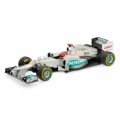 Mercedes MGP W03-M. Schumacher ''Team Edition''