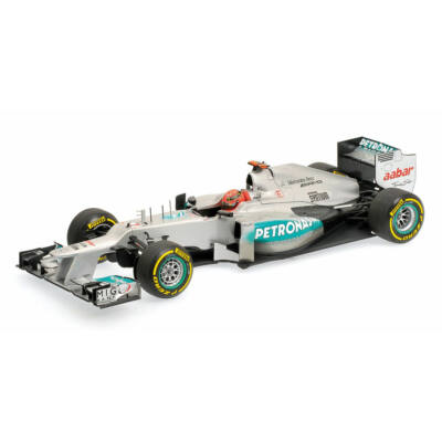 Mercedes MGP W03-M. Schumacher ''Team Edition''