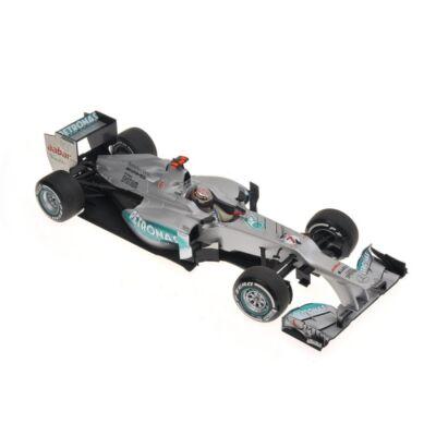 Mercedes GP W03-M.Schumacher ''300th GP''