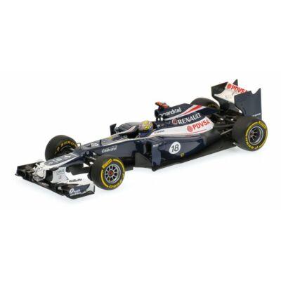 Williams Reanult FW34-Bruno Senna