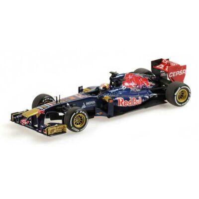 Toro Rosso STR8-Jean Eric Vergne