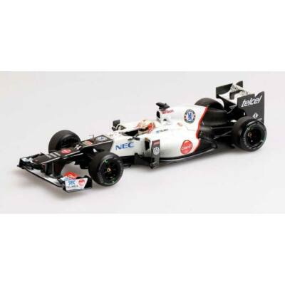 Sauber C31 - Kamui Kobayashi 2012 Japan GP