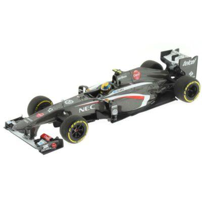 Sauber C32 - Esteban Gutierrez