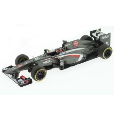 Sauber C32 - Nico Hülkenberg