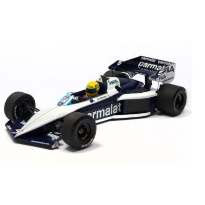 Brabham BT52B - Ayrton Senna Paul Ricard Test