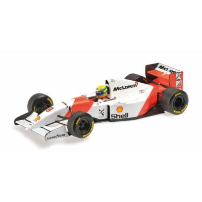 McLaren Ford MP4/8 - Ayrton Senna